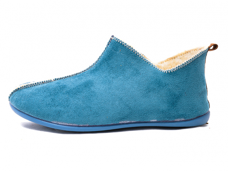 Product image Pantoffel Turquoise