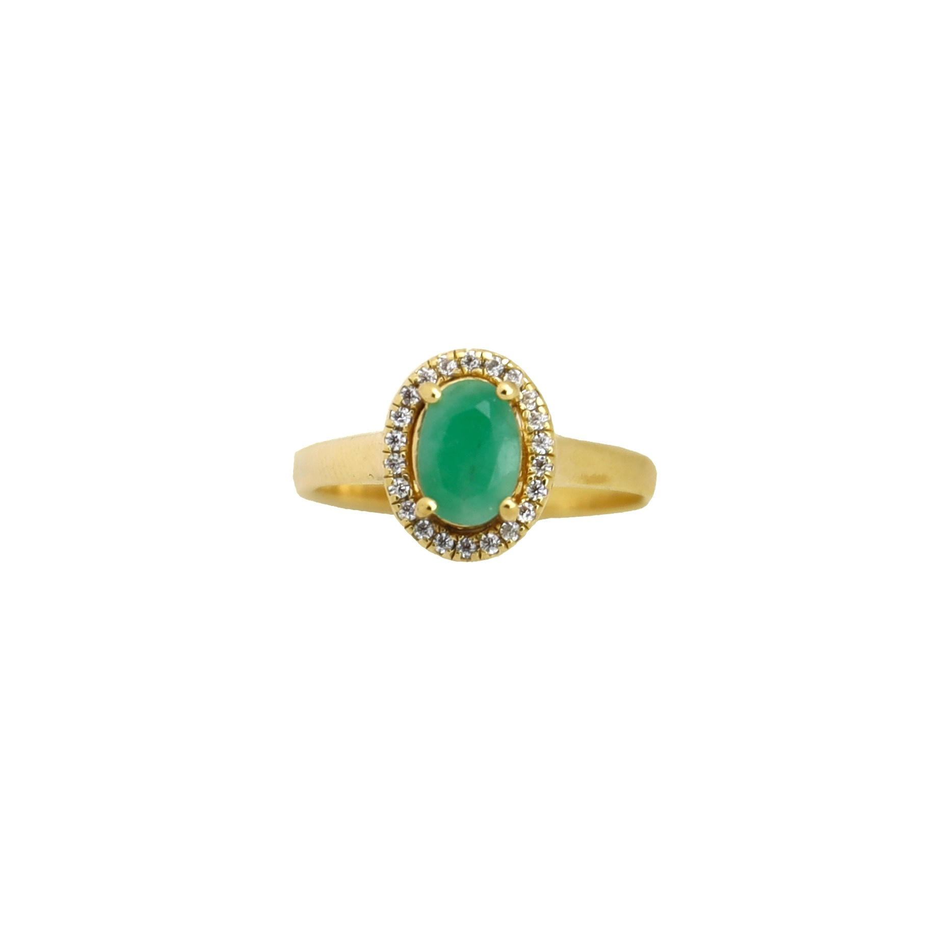 Product image Ring Vintage Emerald
