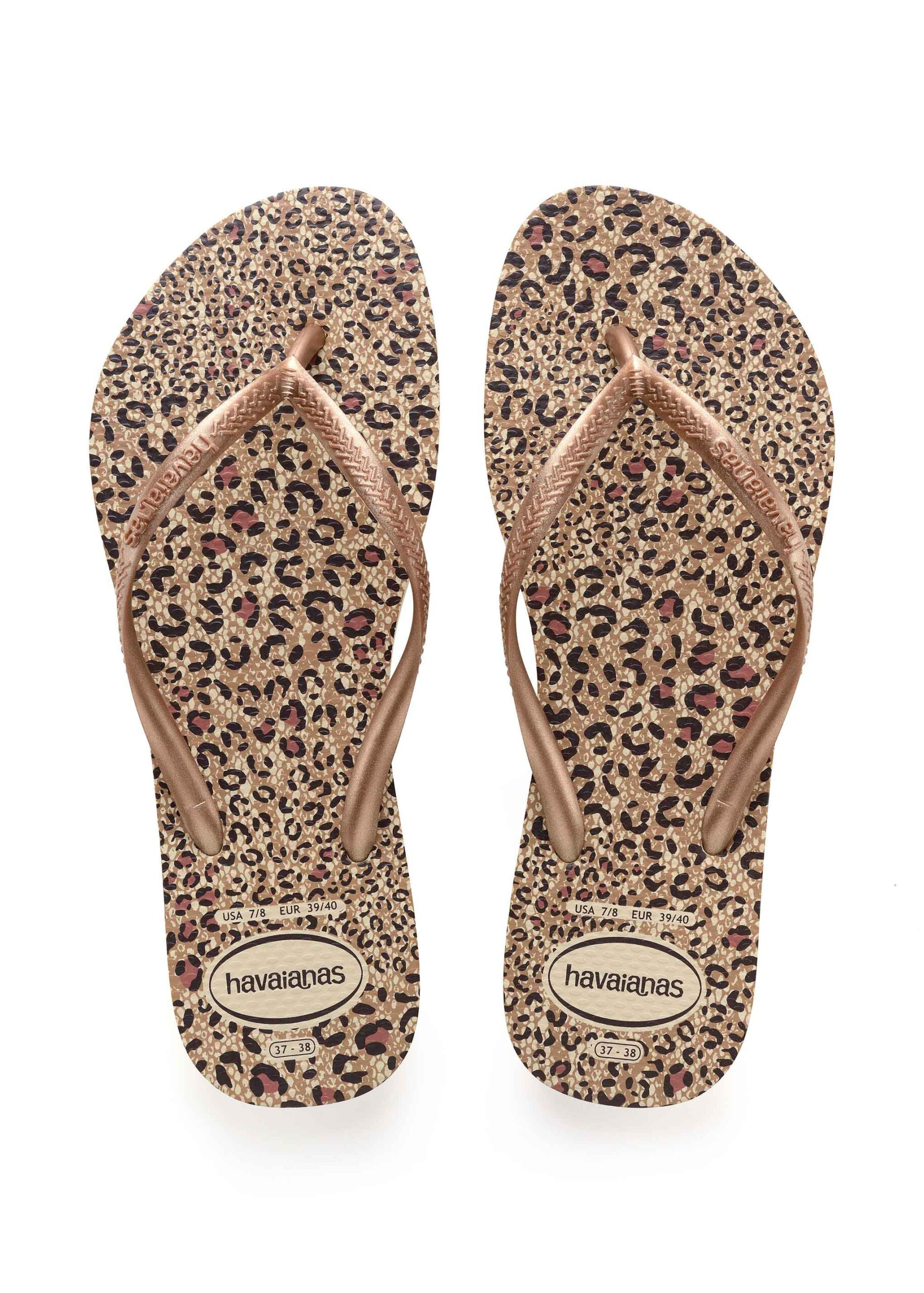 Product image Havaianas Dames Teenslipper Leopard