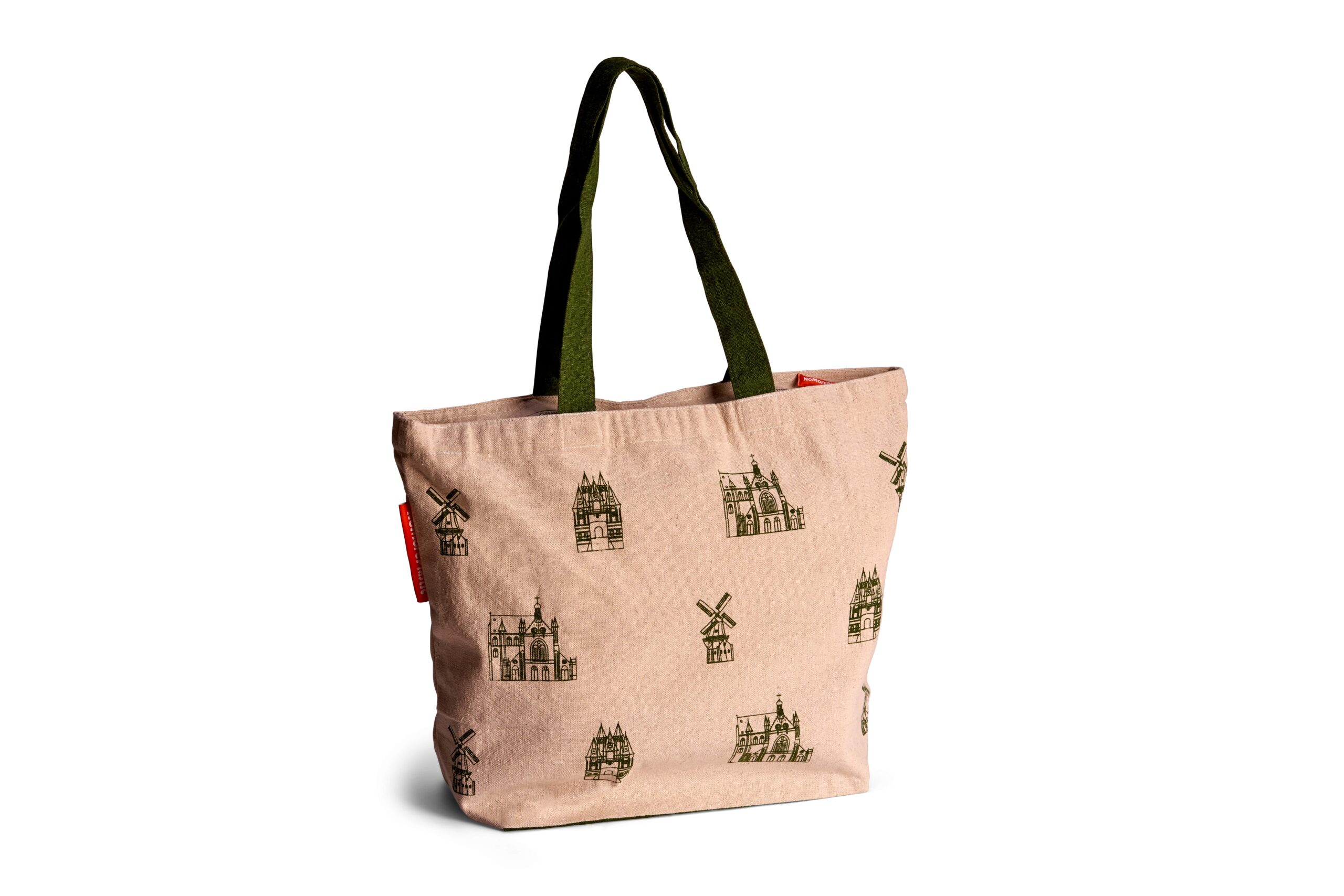 Product image NoMorePlastic shopper Haarlem