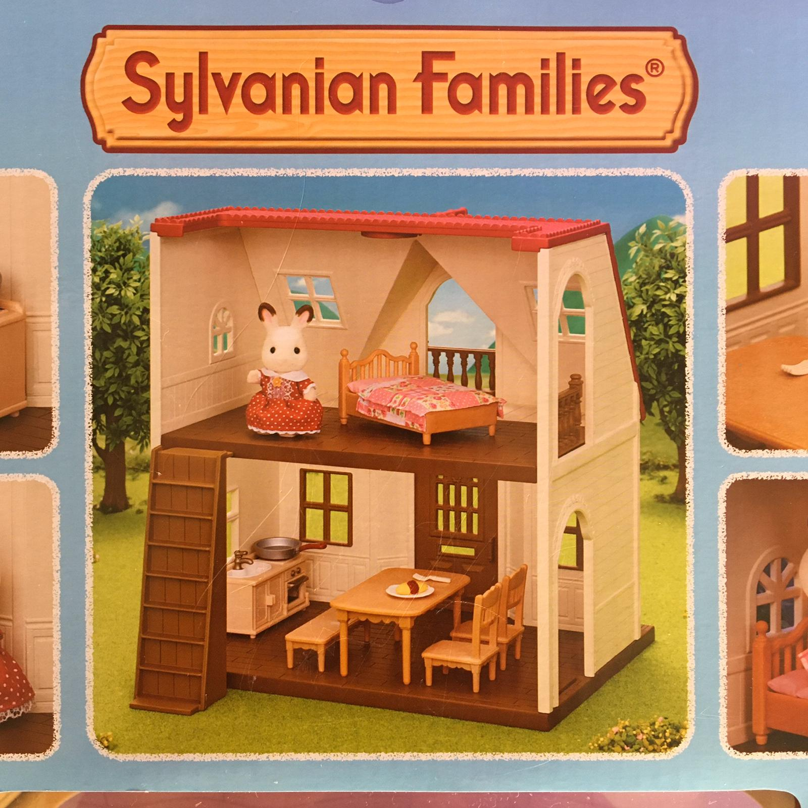 Product image Sylvanian Families: Starter Home