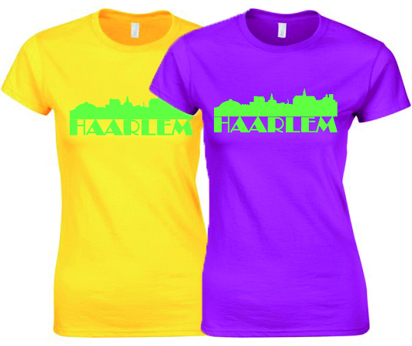 Product image MySkyline© Haarlem T-shirt by DailyLiving – dames