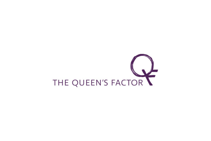 Logo The Queen's Factor