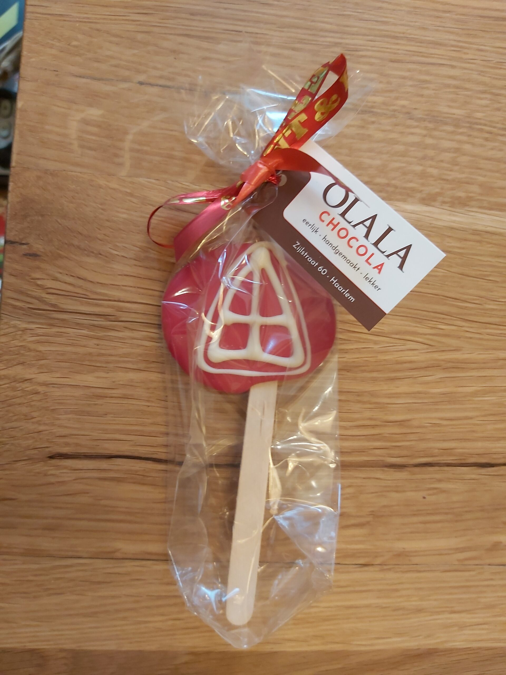 Product image Sint lolly