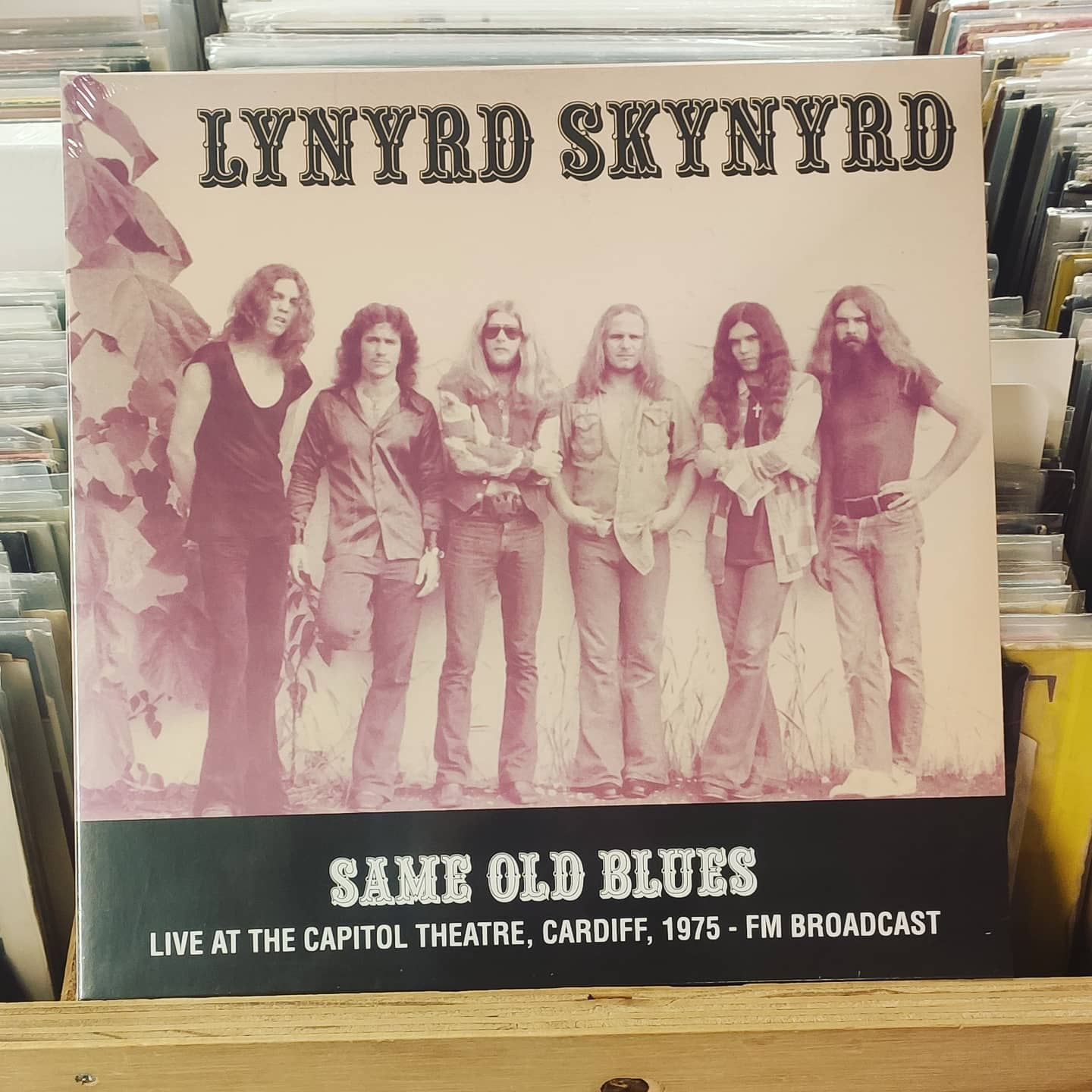 Product image Lynyrd Skynyrd – same old blues – LP nieuw