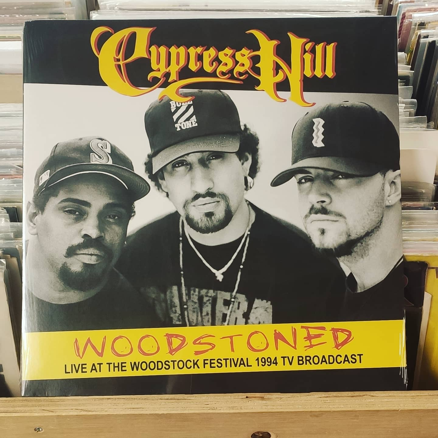 Product image Cypress Hill – woodstoned – nieuw vinyl
