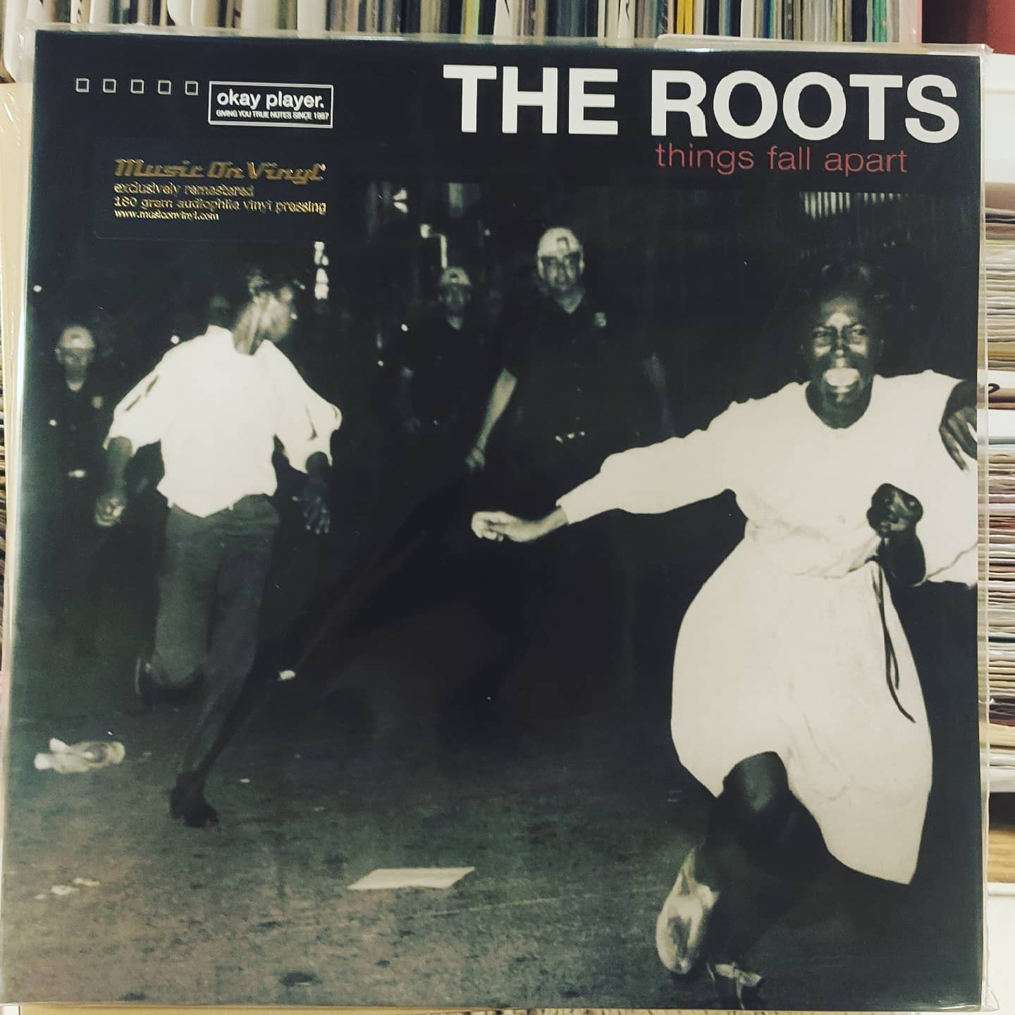 Product image The Roots – Things Fall Apart – Dubbel LP Nieuw