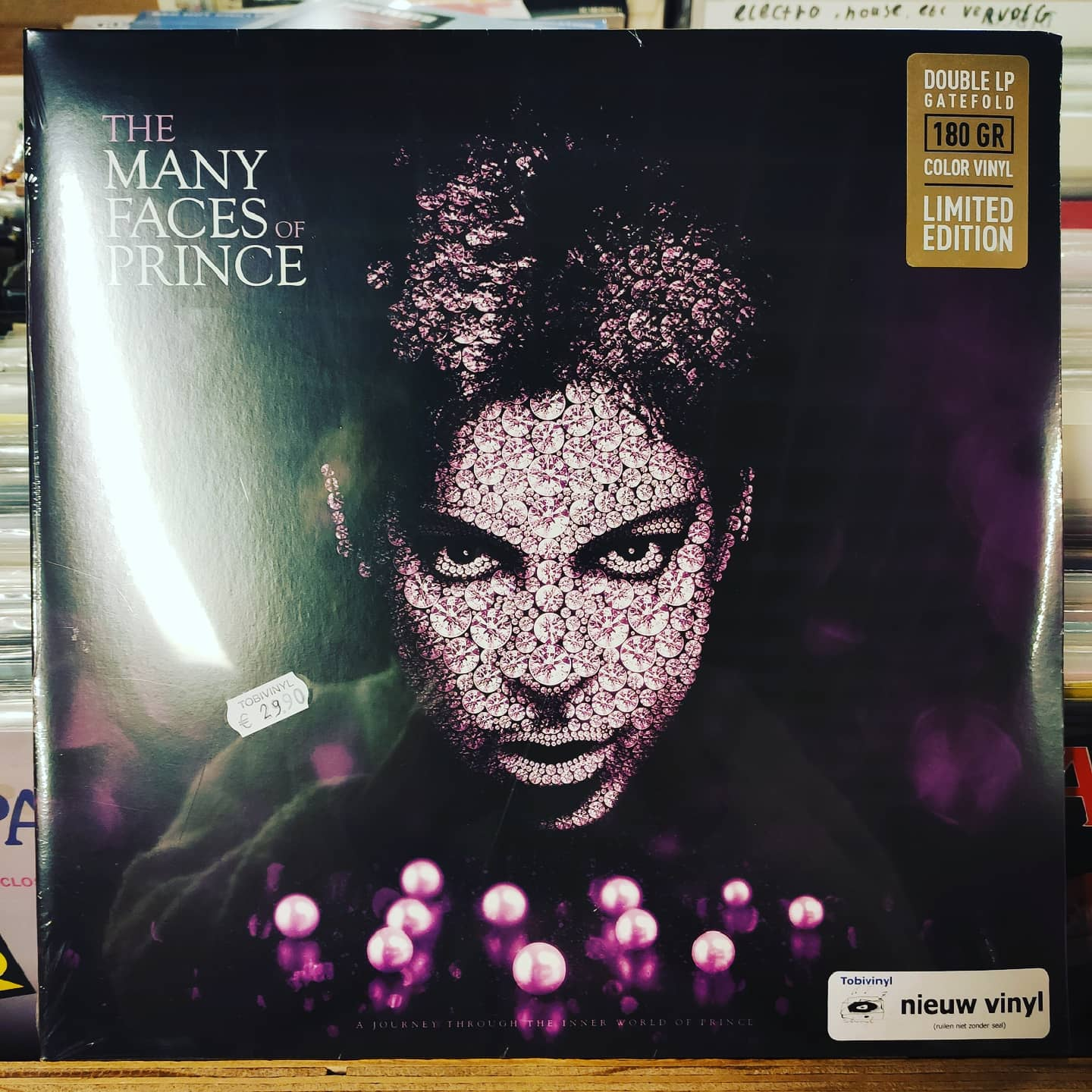 Product image Prince – The many faces of prince – Dubbel LP – Nieuw