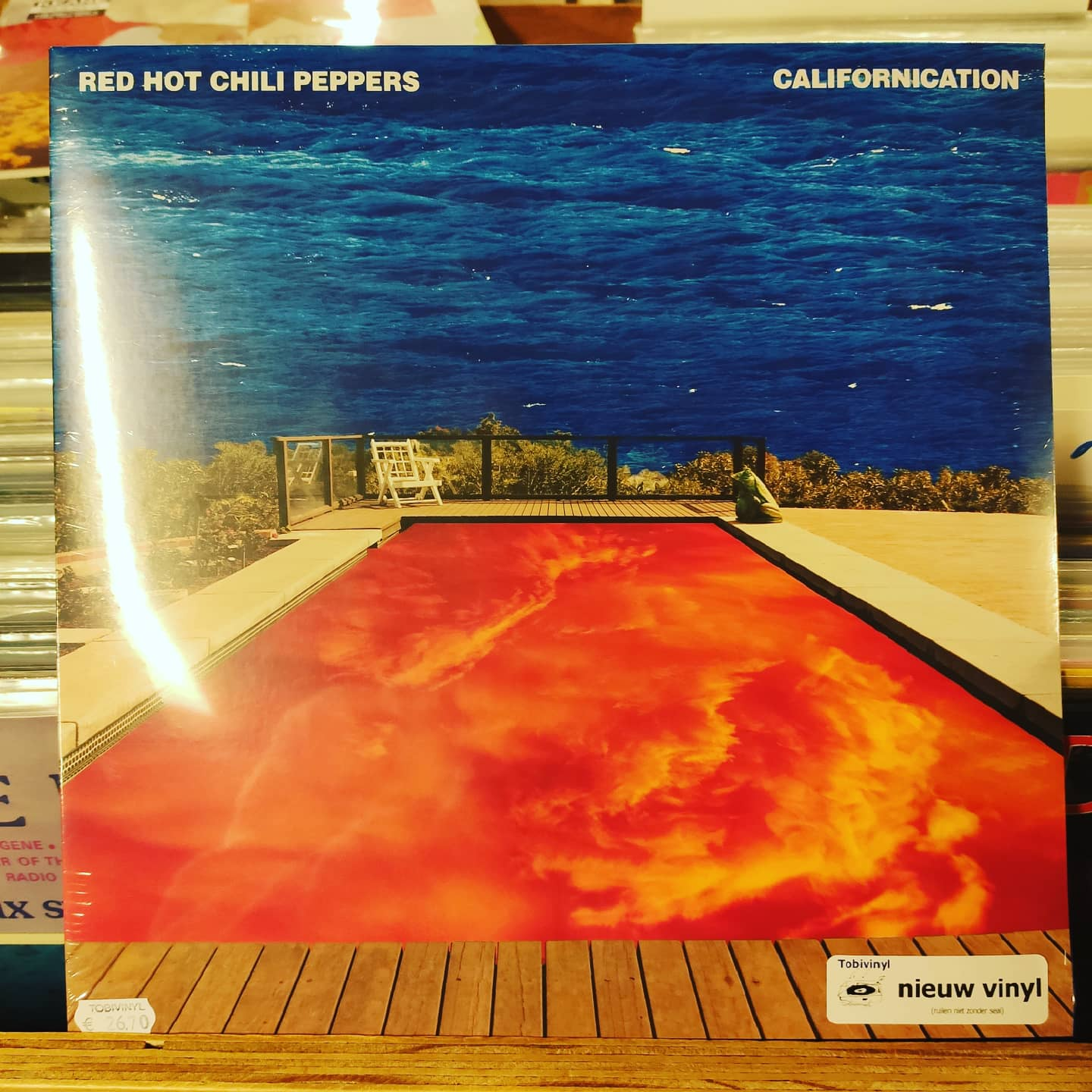 Product image Red Hot Chili Peppers – Californication – Dubbel LP