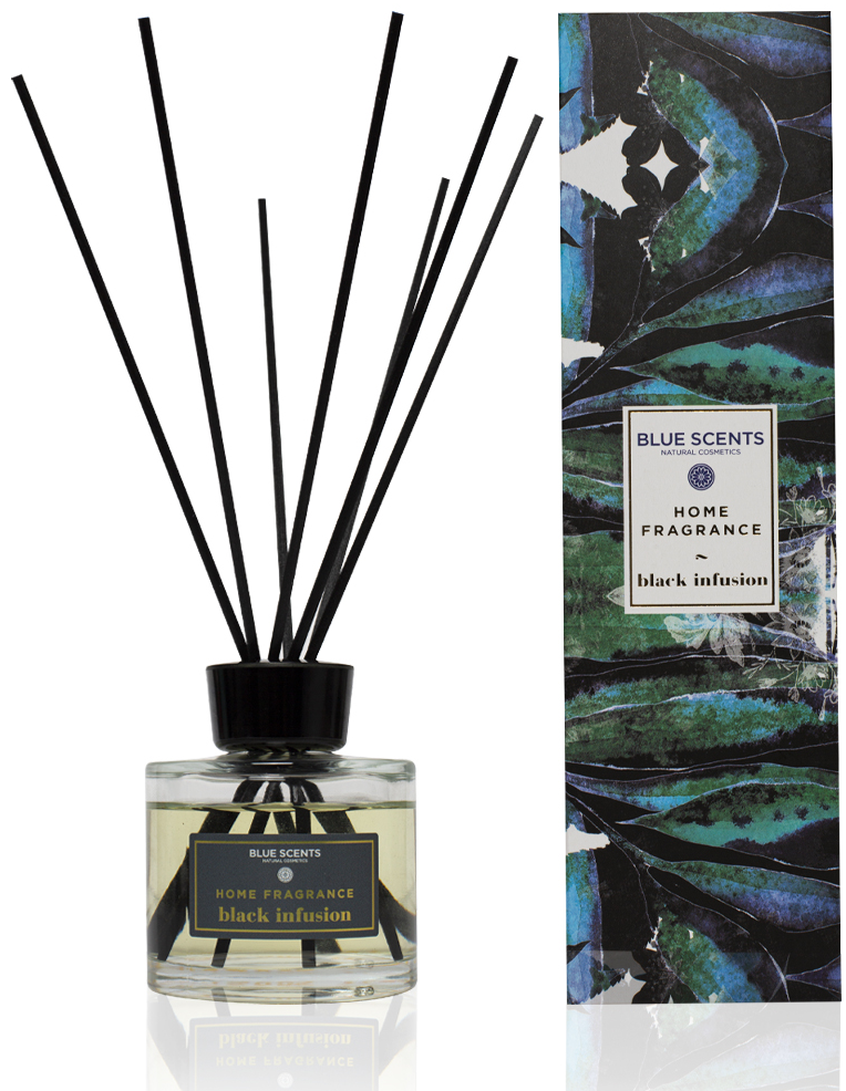 Product image Blue Scents Black Infusion Fragrance Sticks