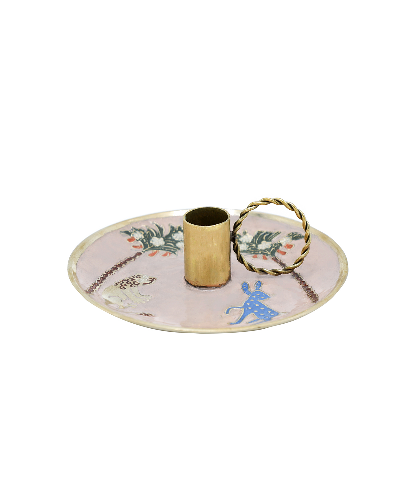 Product image Dainty Lion Bunny Candle Holder