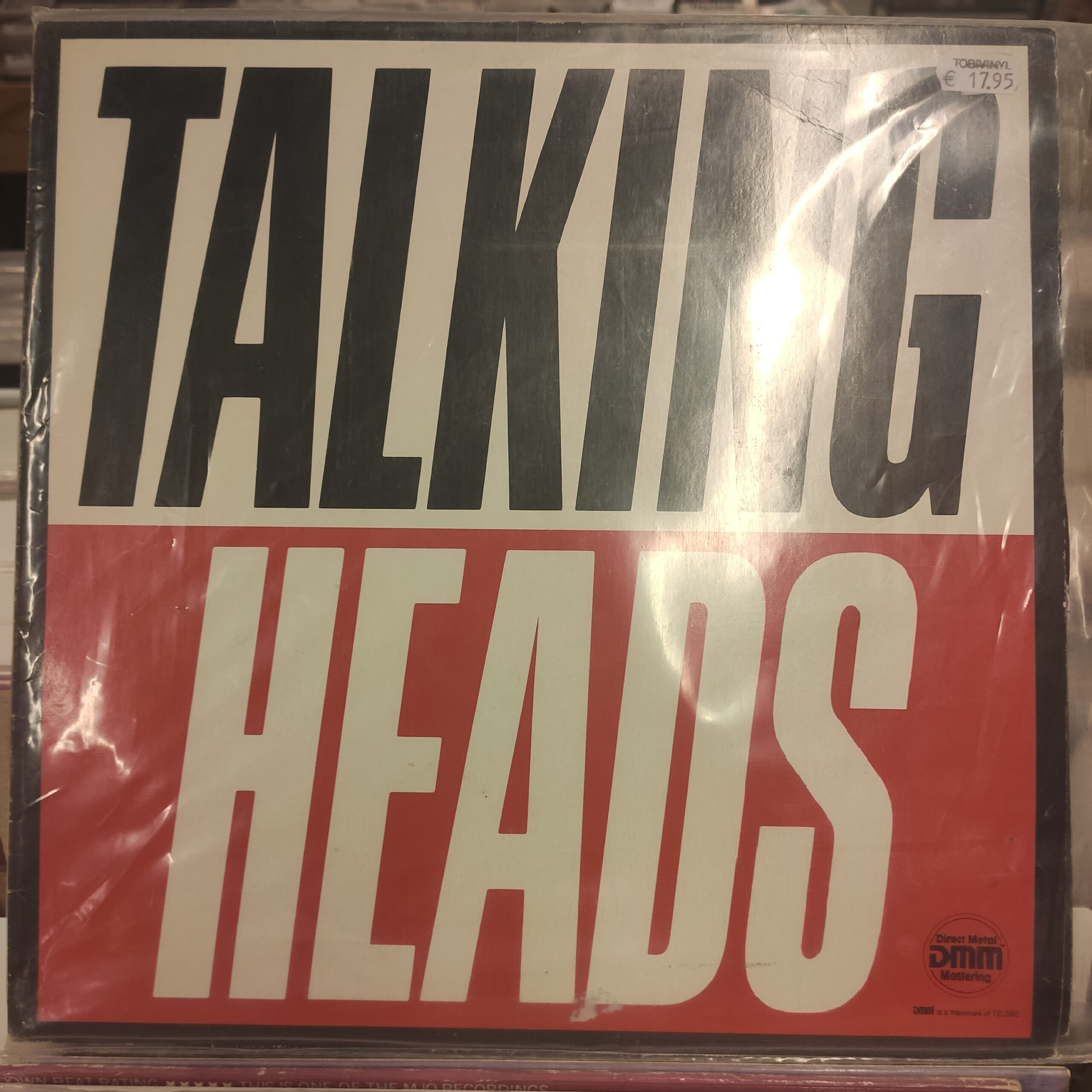 Product image Talking heads – talking heads – tweede hands