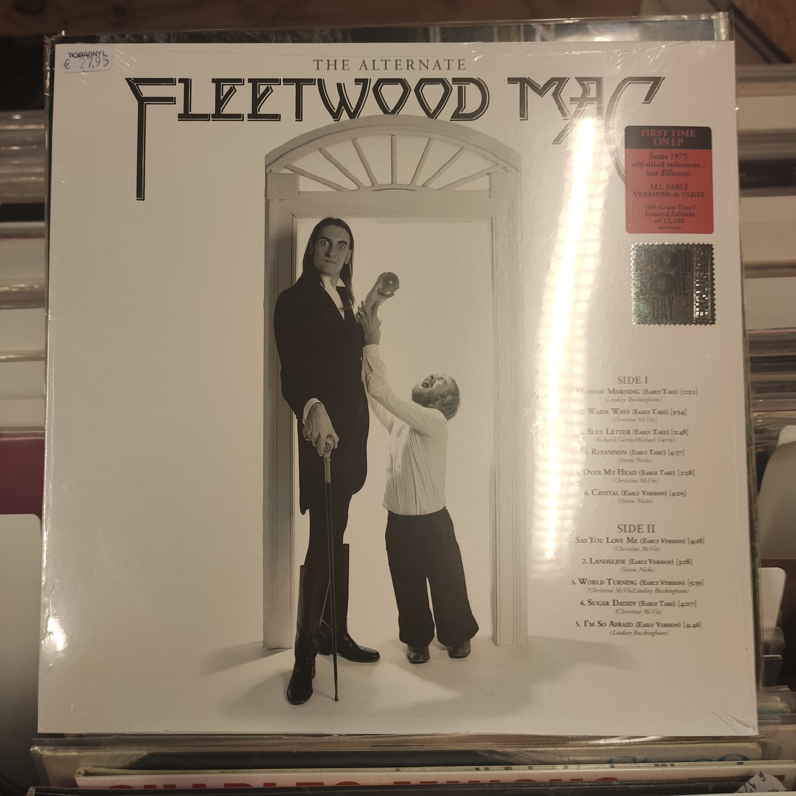 Product image the alternate Fleetwood Mac – nieuw vinyl