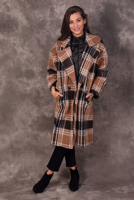 Product image Check coat – Amedee special