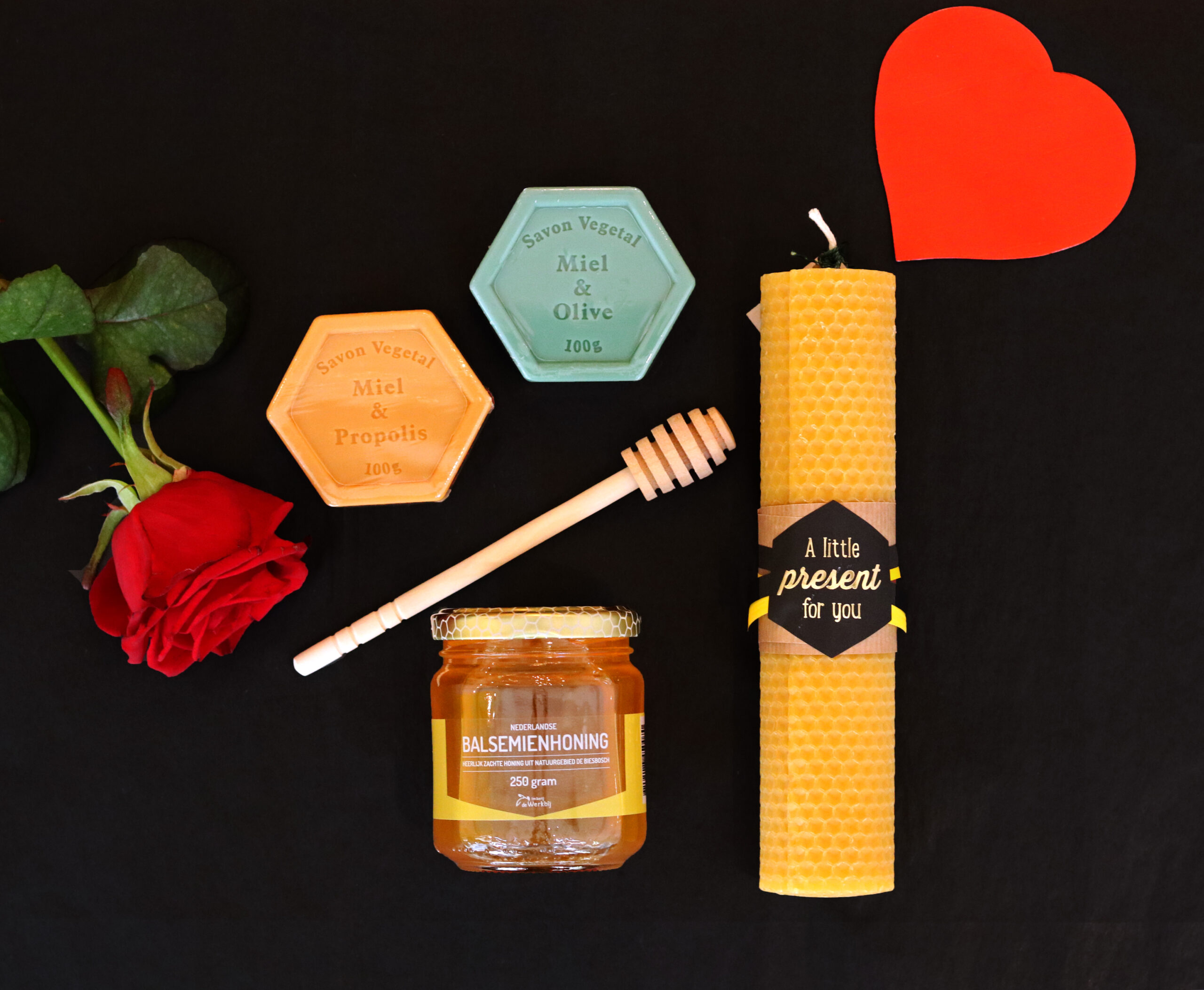 Product image Cadeaupakket Honey & Me