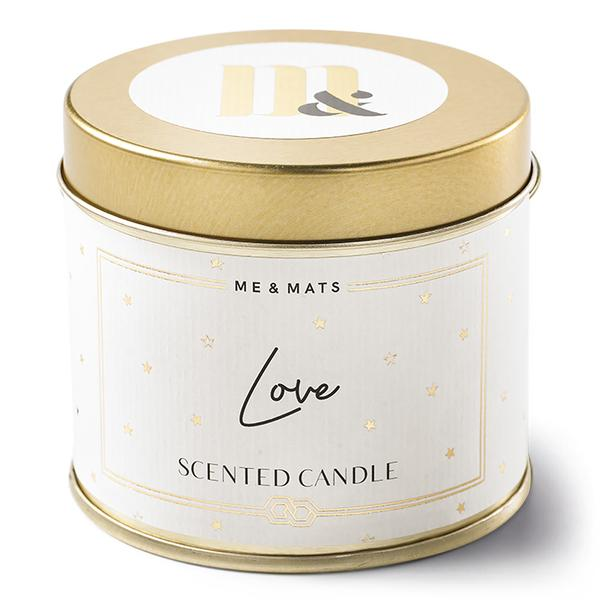 Product image Tin Love – Candle