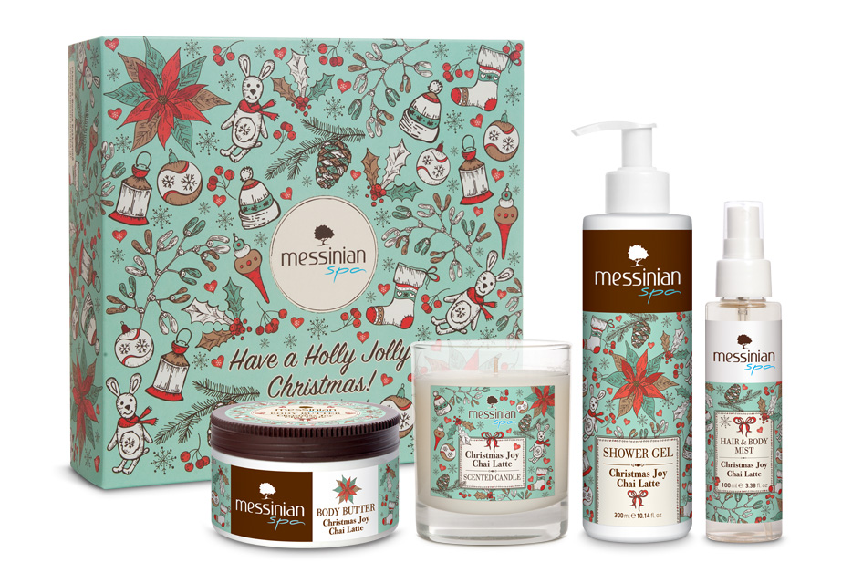 Product image Messinian Spa Christmas Joy Chai Latte