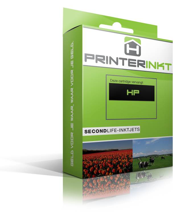 Product image Compatible HP 302 XL Inktcartridge (huismerk) – multipack