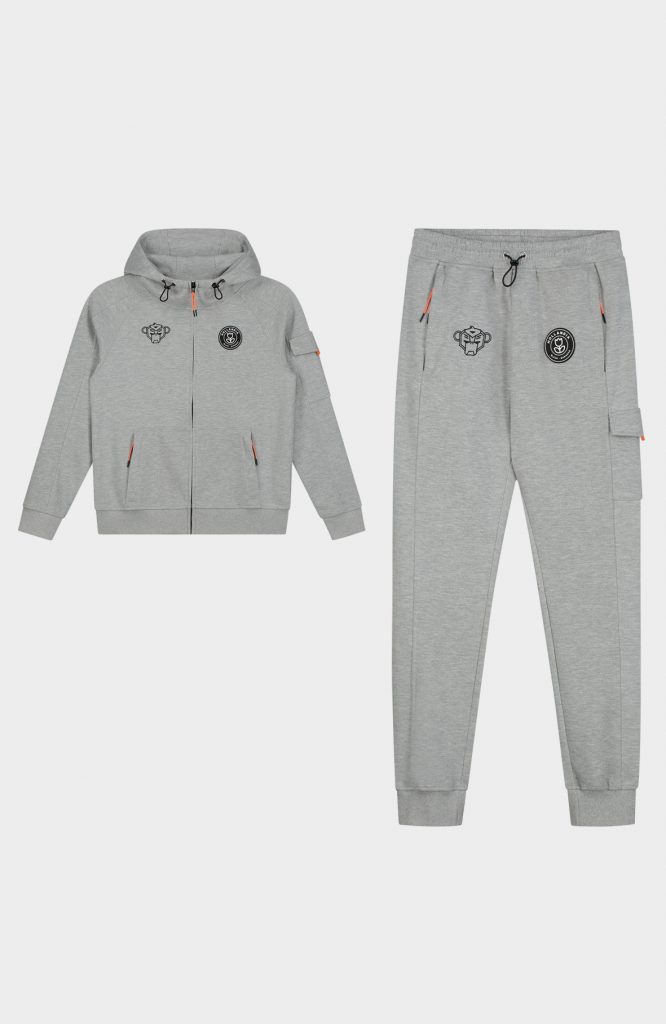 Product image Black Bananas Striker tracksuit