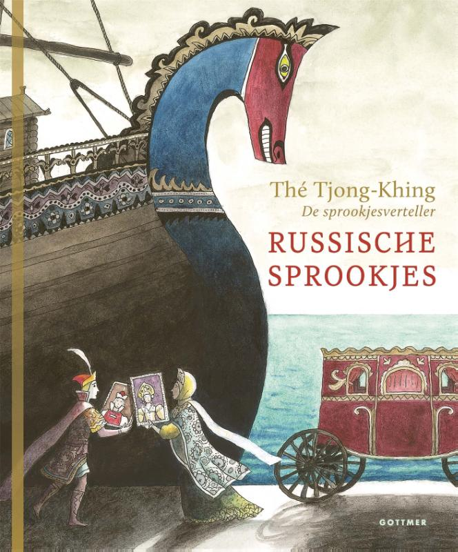 Product image Russische sprookjes
