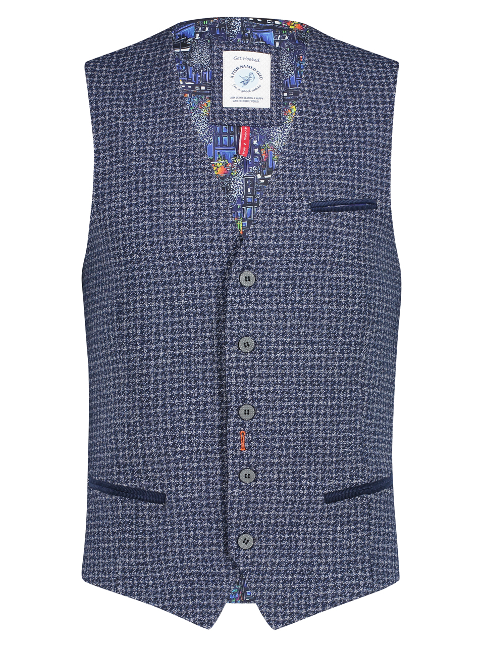 Product image Waistcoat Recycled Blend