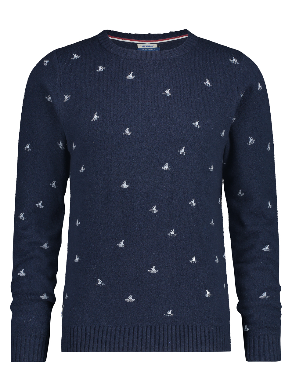 Product image Pullover Sharkfin Navy