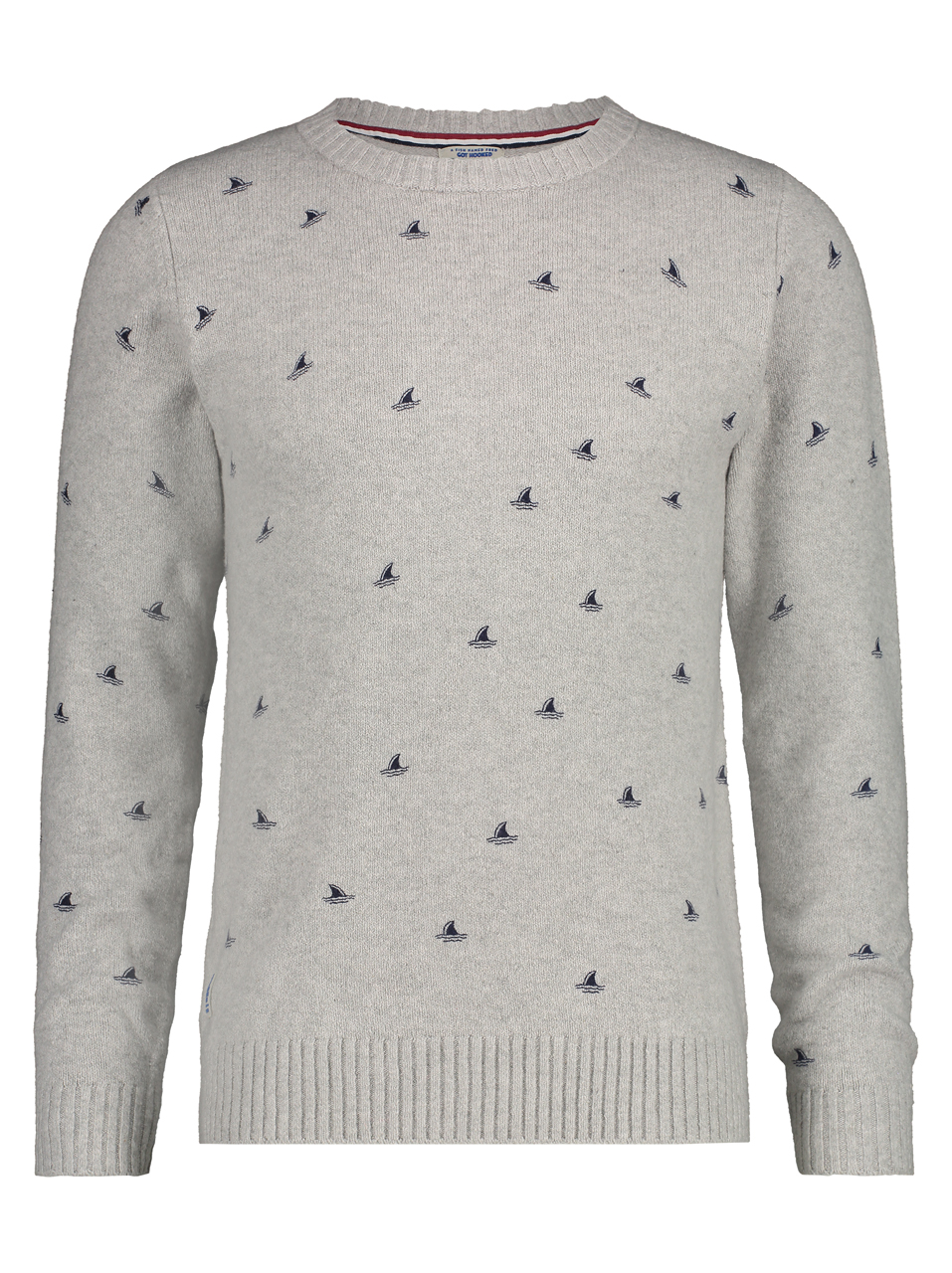 Product image Pullover Sharkfin Grey