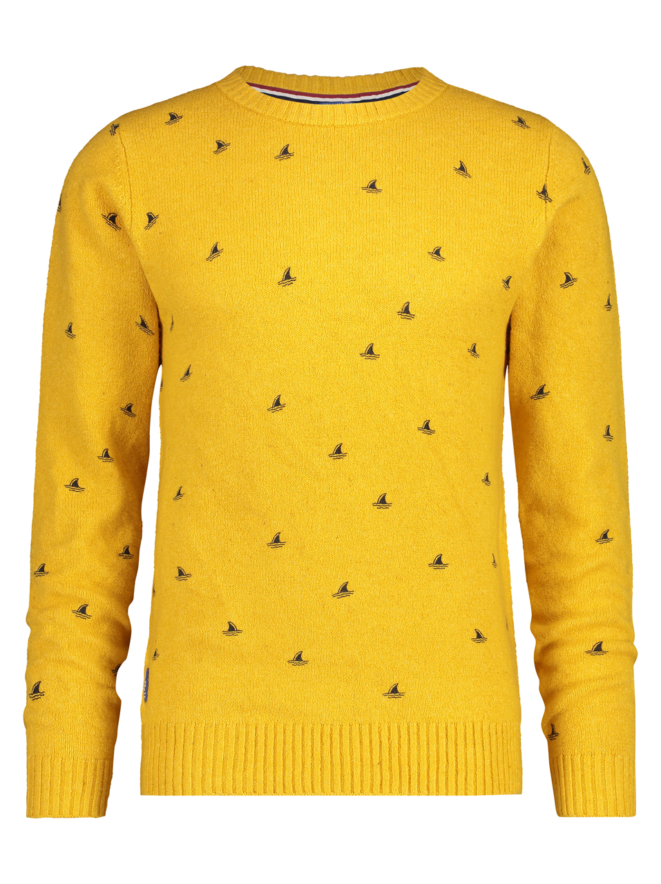 Product image Pullover Sharkfin Yellow