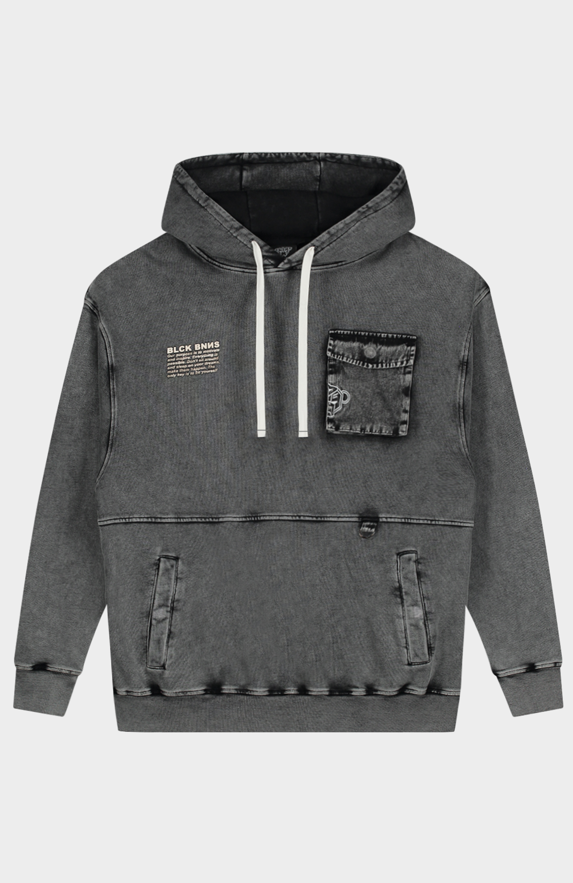 Product image Black Bananas Washed hoodie